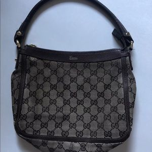 Vintage Gucci Abbey handbag